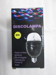 discolampa förpackning